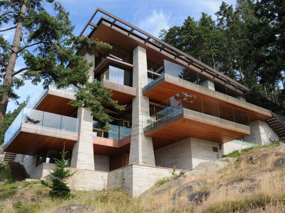 Fossil Landscape Construction Vancouver
